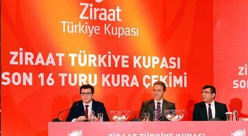 Ziraat Türkiye Kupası kura çekimi bugün saat kaçta, hangi kanalda