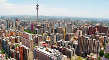 Altın şehir: Johannesburg