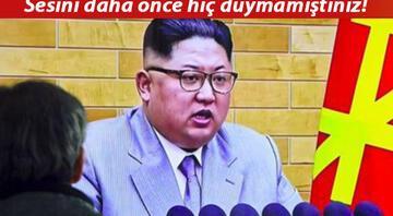 Kuzey Kore lideri tehdit etti: