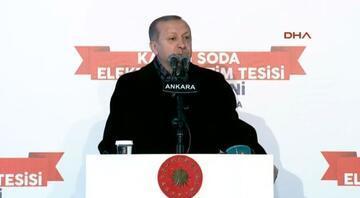 Cumhurbaşkanı Erdoğanın konuşmasının tamamı