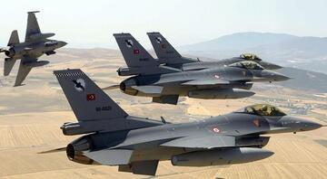 Herkesin sorduğu soru yanıtlandı: Türk jetleri Suriye hava sahasına girdi mi