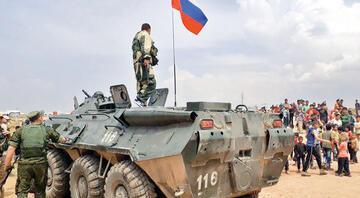 YPG, Rusya'yı da düşman ilan etti