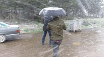 İstanbulda dün kar kâbusu yaşadı