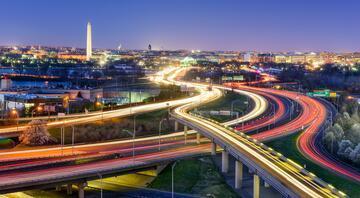 36 saatte Washington, D.C.