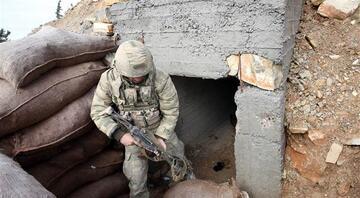 Teröristlerin 300 metrelik televizyonlu tüneli görüntülendi