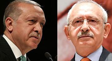 Erdoğandan, Kılıçdaroğluna tebrik telgrafı