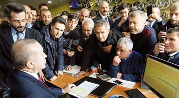 Erdoğan: Afrin dediğimiz an millet hazır