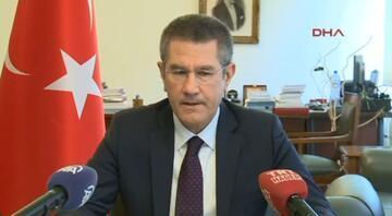Nurettin Canikli ABDnin şaşırtan teklifini açıkladı: YPGyi PKKya karşı savaştırabiliriz