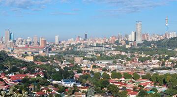 36 saatte Johannesburg