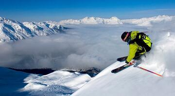 Avrupa'nın az bilinen en güzel kayak merkezleri