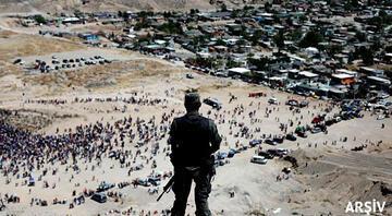 Meksikada çete kavgası: 14 ölü