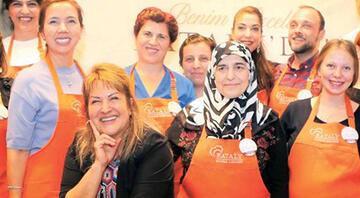 Anadolu'nun gülen yüzü kadınlar