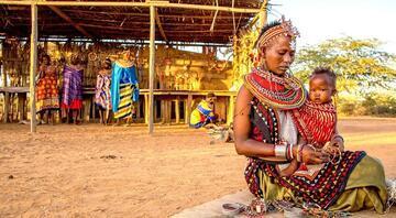 Direnen kadınlar köyü Buradaki insanların hayatı sizi çok şaşırtacak...