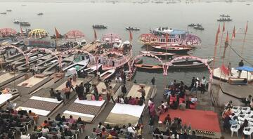 Hindistan'ın en kutsal şehri: Varanasi