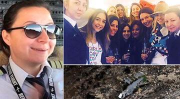 Kaptan Pilot Beril Gebeşin cenazesi ne oldu