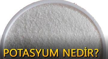 Potasyum nedir Fazla potasyum zararlı mı