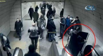 İBB yürüyen merdiven kazası ile ilgili kendini böyle savundu