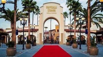 Küçük büyük  herkesin hayallerini süsleyen eğlence parkı: Universal Studios