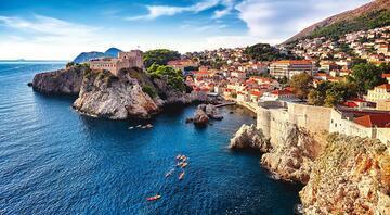 Hırvatistan'ın incisi Dubrovnik