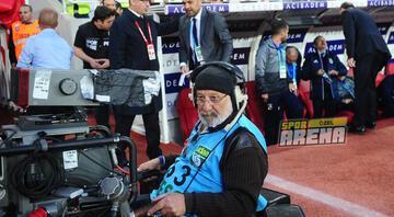 Sivasspor - Fenerbahçe maçında kamera krizi