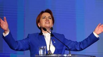 İyi Parti Genel Başkanı Akşener adaylığını açıkladı