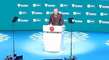 Erdoğan adını anmadan deizm tartışmasına değindi