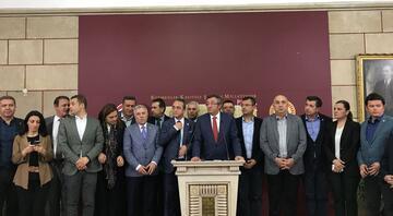 SON DAKİKA 15 CHPli milletvekili İYİ Partiye geçti... CHPden ilk açıklama