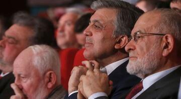 Ankara Abdullah Güle kilitlendi