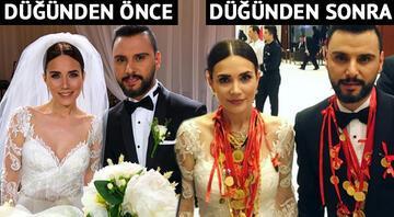 Alişan - Buse Varol çiftinin düğünün perde arkası...