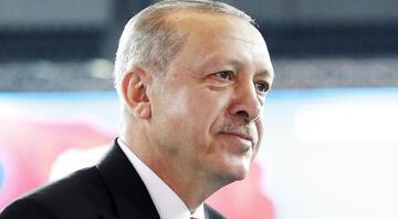 Erdoğan duyurdu: Buradan bir müjde veriyorum