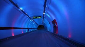 Ovit Tüneli nerede bulunuyor