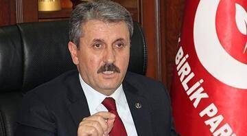 BBP Genel Başkanı Destici: Bu zafer, Türk milletinin zaferidir
