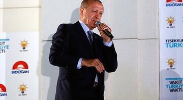 Rekor o ilçeden geldi Cumhurbaşkanı Erdoğan bizzat aradı