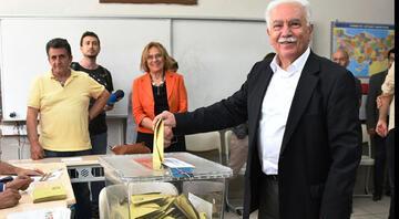 Aldığı oy topladığı imzanın gerisinde kaldı