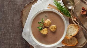 Kestane çorbası tarifi