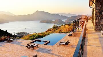 Türkiye'nin en güzel 10 butik oteli 200 TLye doğanın içinde hafta sonu tatili...