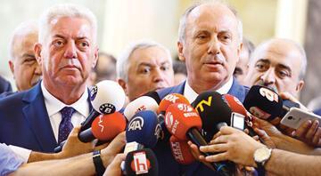 Kılıçdaroğlu'na çekil daveti