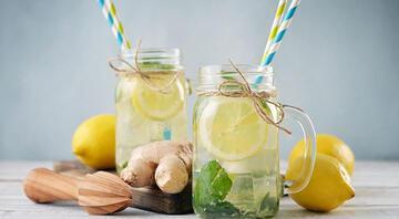 Antioksidan limonata tarifi