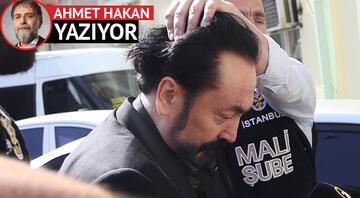 Ahmet Hakan yazdı: Sabah saat 06.38... Arayan Adnan Oktardı