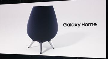 Galaxy Home: Samsungun yeni akıllı hoparlörü sahnede