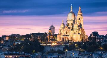 Parisin en harika semtlerinden biri: Montmarte