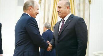 'Rusya stratejik ortak' vurgusu