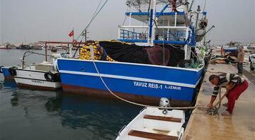 Balıkçılardan tropik fırtına önlemi.. Pazar günü denize açılmama kararı aldılar