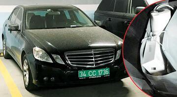 Suudiler bıraktı Hürriyet buldu: Otoparktaki Mercedes'in sırrı