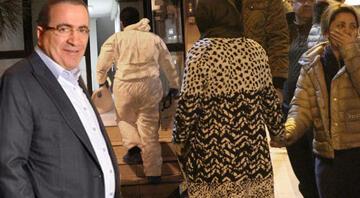 Ünlü iş adamı Ali Rıza Gültekin silahlı saldırıda öldürüldü