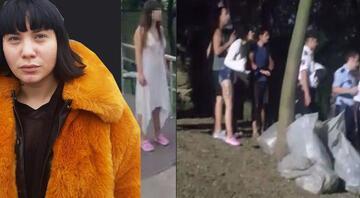 Maçka Parkında kıyafet tartışmasında tanıklar dinlendi