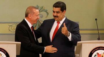 Erdoğan: Madurodan talepte bulundum o da kabul etti