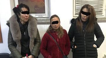 Aynı evde yakalandılar 3'ü kadın 18 kişiye fuhuş baskını