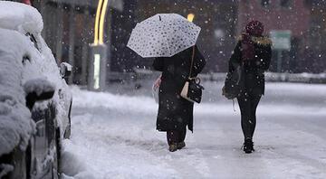 Ankara Valiliğinden kar yağışı ve buzlanma uyarısı