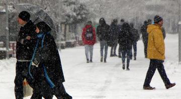 Meteoroloji açıkladı: Yarın sabah saatlerinde kar geliyor